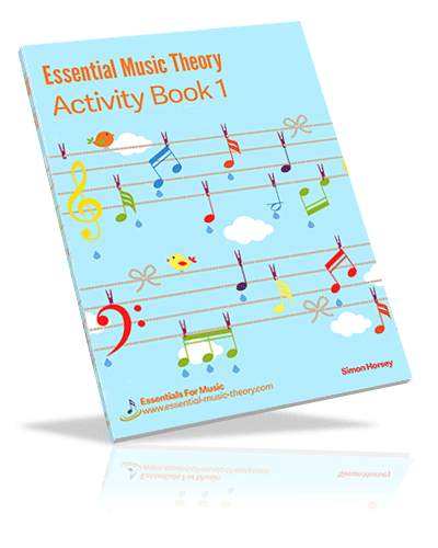 music theory workbook cover 1