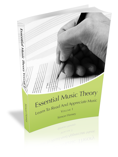 essential music theory book learn to read music